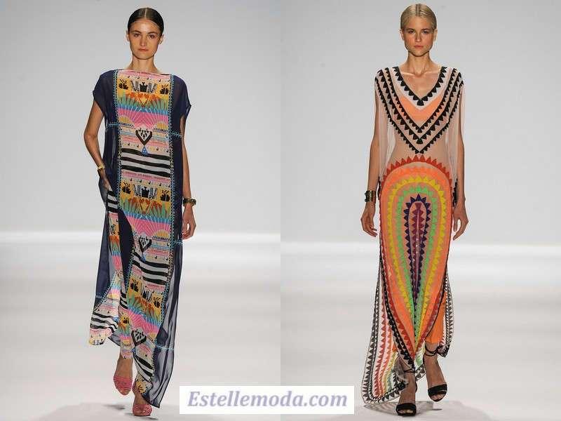 этнический стиль от дизайнеров