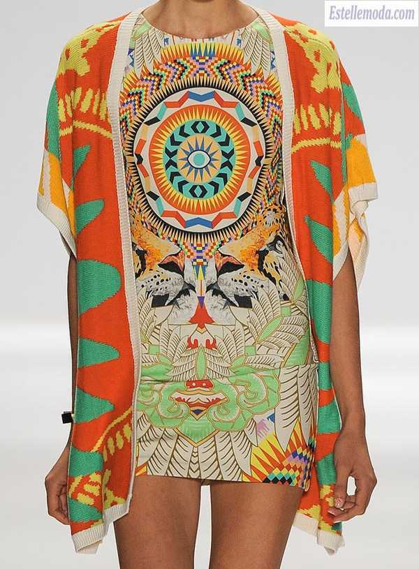 этнический стиль в одежде 2019