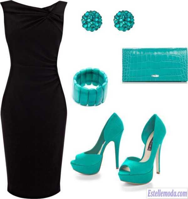 стили в одежде - маленькое черное платье
