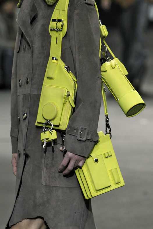 модные сумки через плечо осень зима 2014 фото