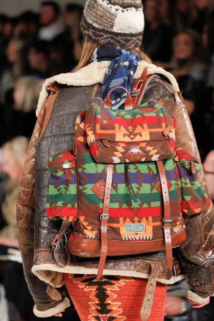модные рюкзаки осень зима 2014 фото