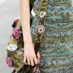 коллекция одежды весна-лето 2015 от шанель фото