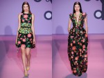 Модные платья: новинки весна-лето 2015, фото с подиумов