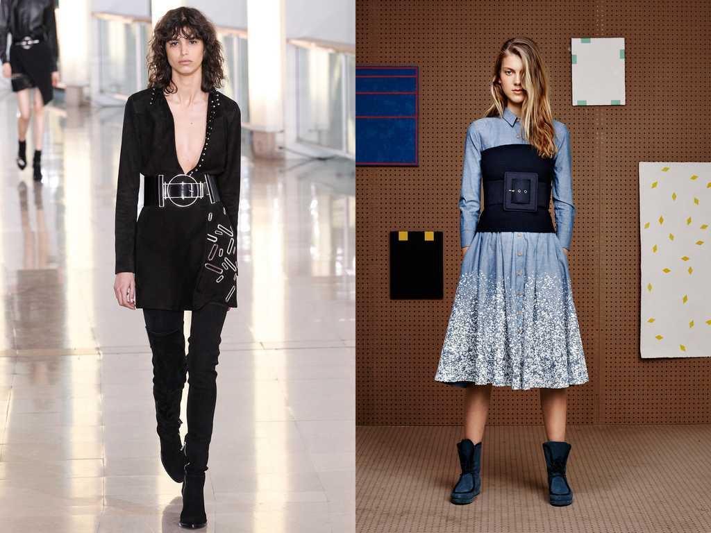тенденции моды осень зима 2015 2016 фото