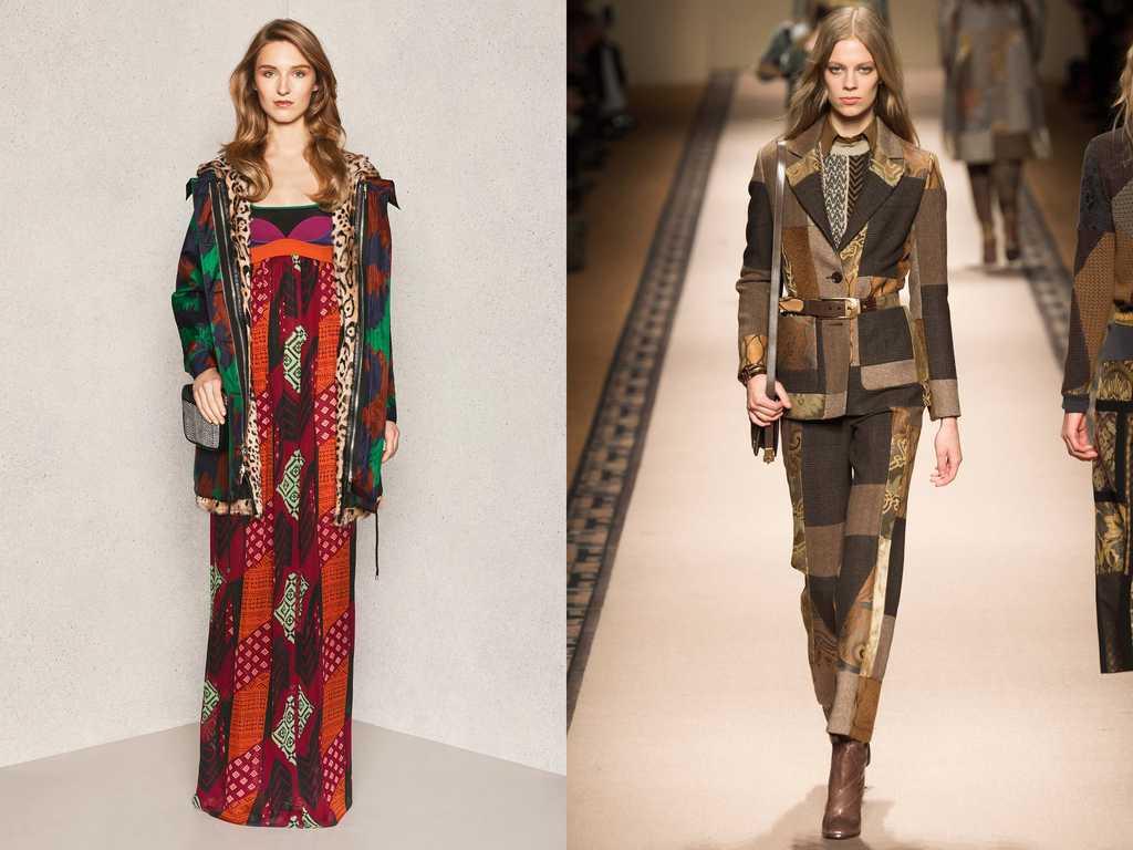 тенденции женской моды осень зима 2015 2016 фото