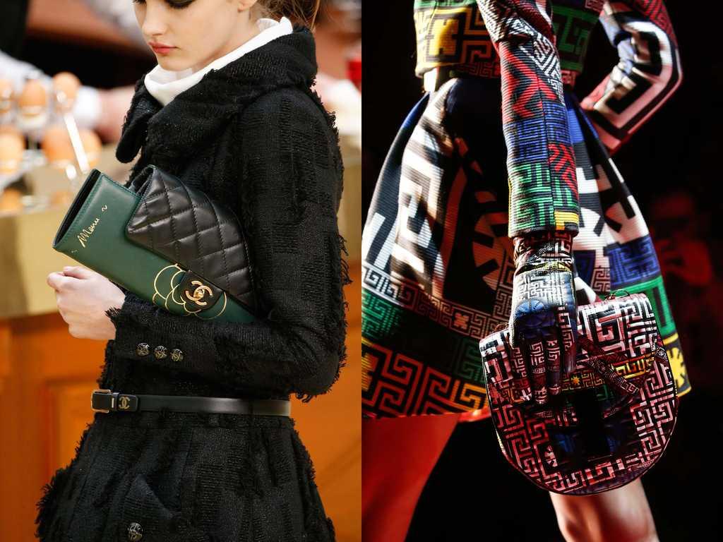 модные клатчи Шанель 2019-2020