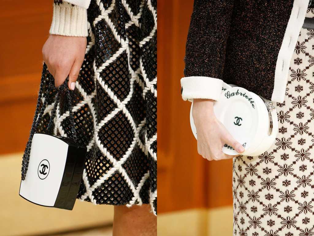 необычные сумки Шанель