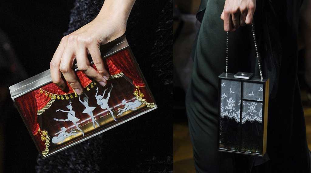 сумки Ulyana Sergeenko 2019-2020