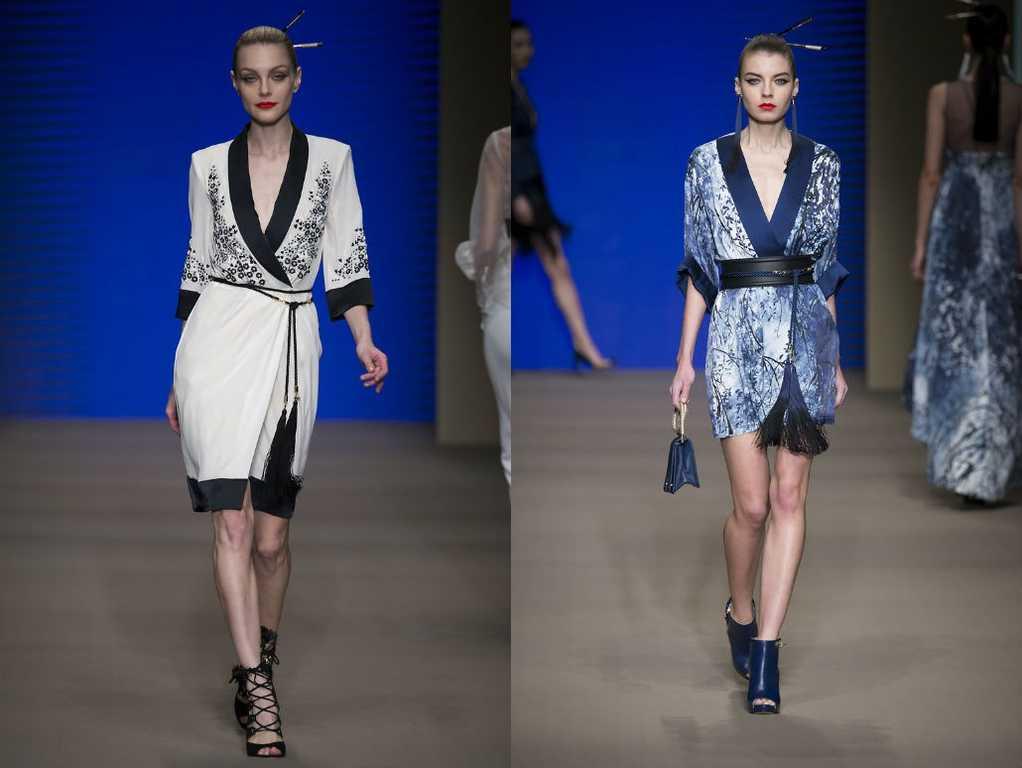 модные платья осень 2015 года фото