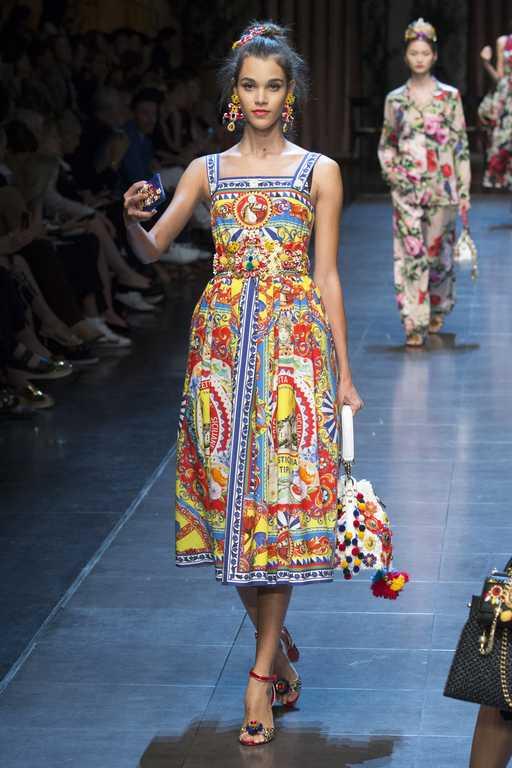 Платья из дольче габана