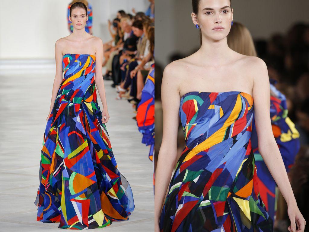 ralph lauren платья весна лето 2016 фото