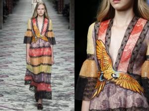 гуччи платья 2016
