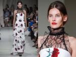 Неделя моды в Нью-Йорке: Oscar De La Renta коллекция весна-лето 2016 — фото и видео