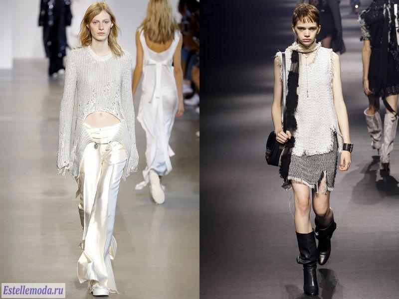 модные тенденции 2016 года в одежде фото