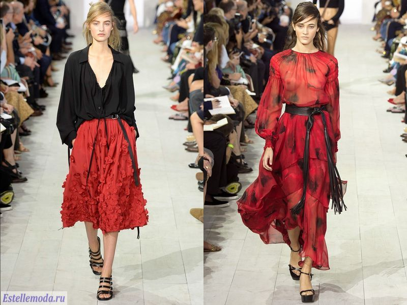 Новости моды открытой одежды унисекс