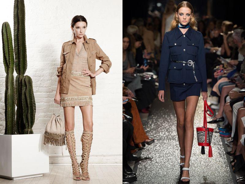 модные тенденции весна лето 2016 фото