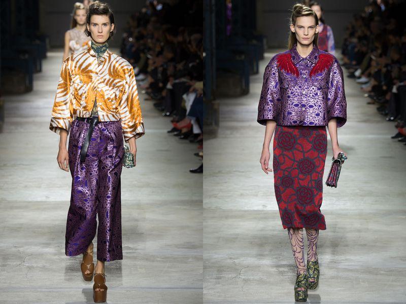 тенденции моды весна лето 2016 фото