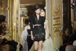 Неделя моды в Париже: Ulyana Sergeenko весна-лето 2016 haute couture