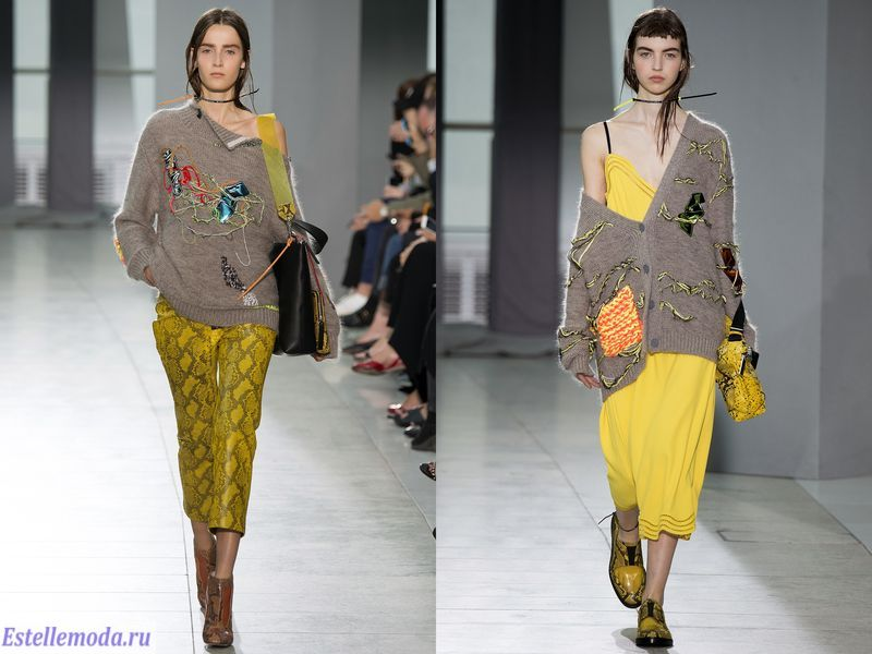 модные ткани весна лето 2019 фото