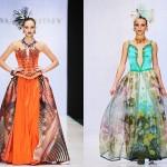 Новинки дизайнерских вечерних платьев 2019 года