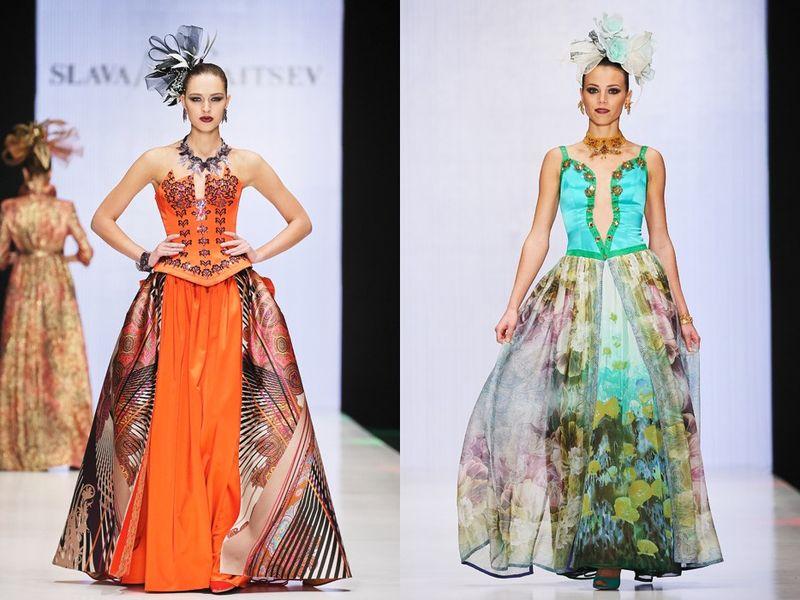 вечерние платья 2016 фото новинки