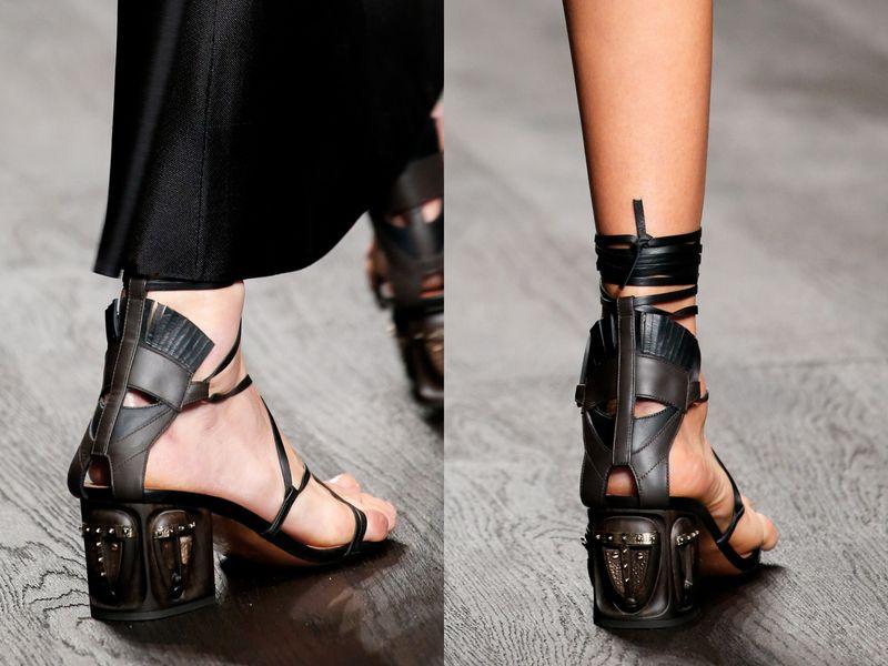 мода обувь весна лето 2016 фото женская