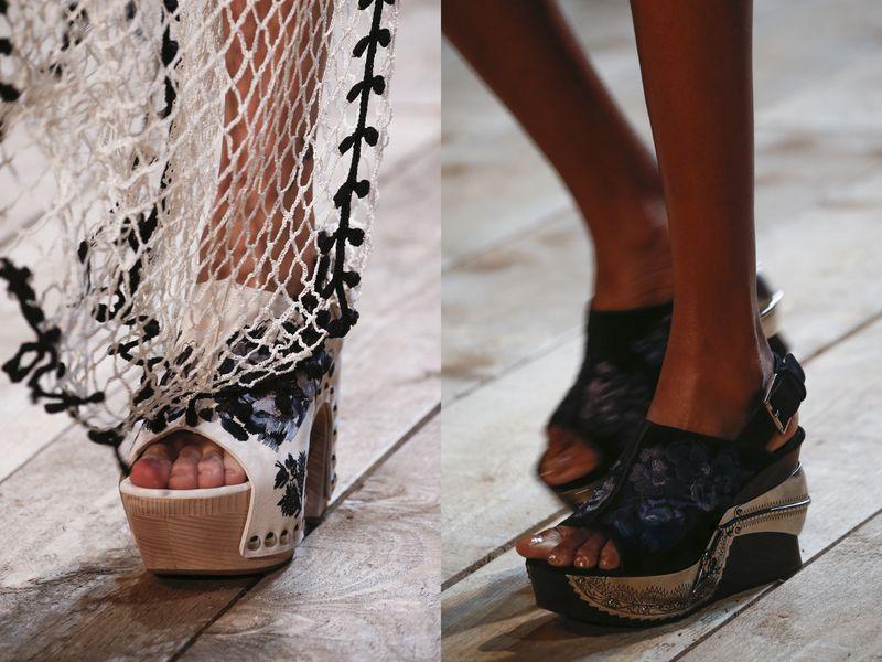 обувь весна лето 2016 фото