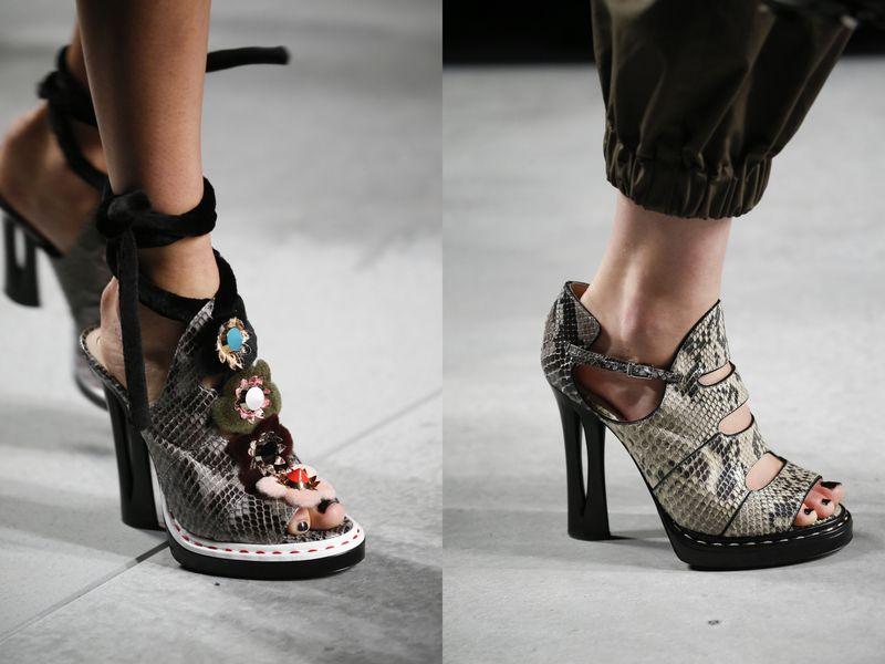 модная обувь весна лето 2016 фото женская