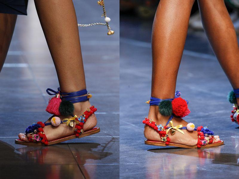обувь весна лето 2016 фото женская