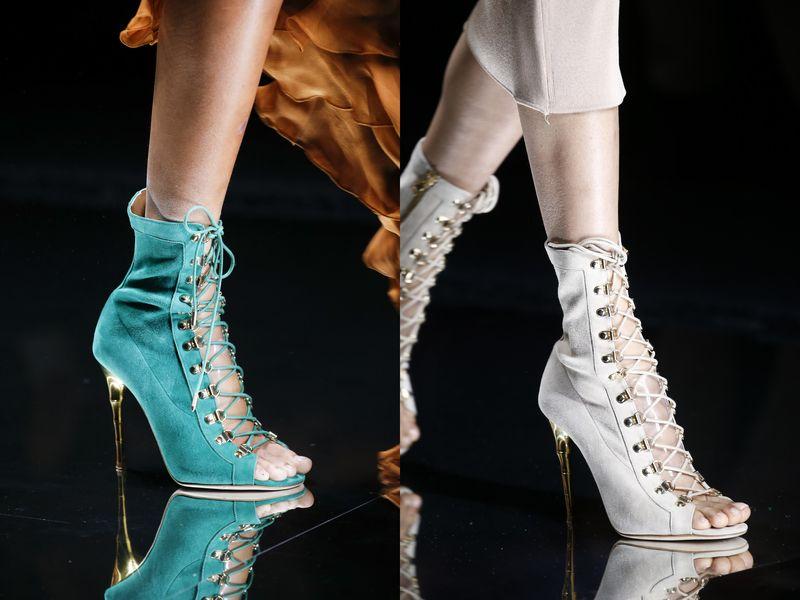 модная обувь весна лето 2016 фото