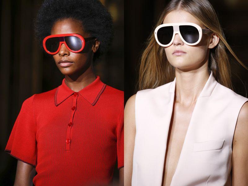 модные солнечные женские очки Stella McCartney 2016