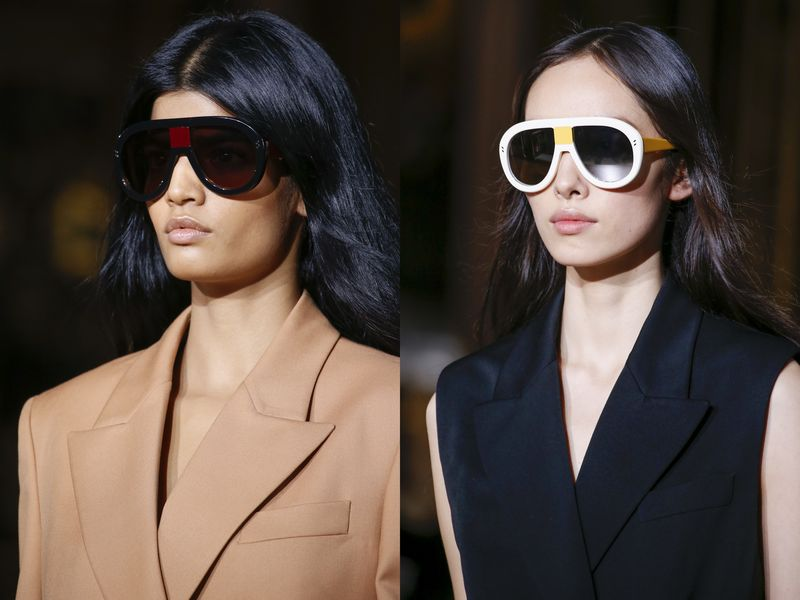модные солнечные женские очки 2016