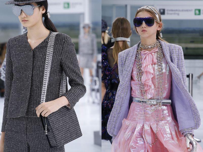 модные солнечные женские очки Cnanel 2016