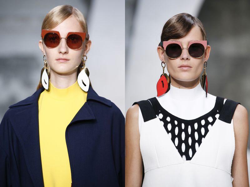 очки солнцезащитные женские брендовые Marni 2016