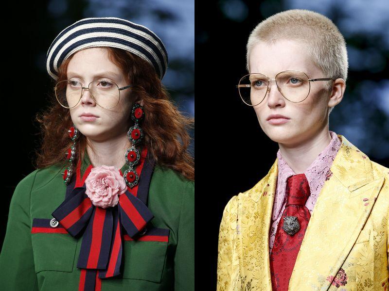 модные очки солнцезащитные Gucci 2016