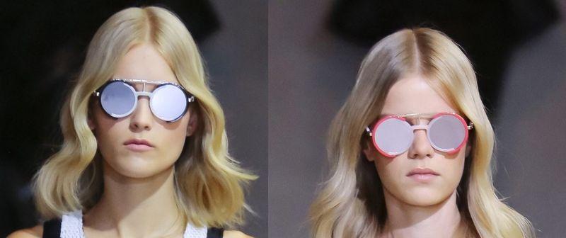 модные очки солнцезащитные 2016