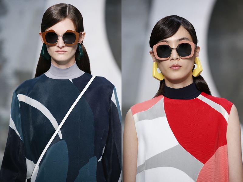 солнцезащитные очки женские Marni 2016