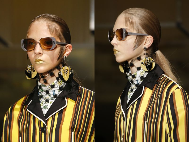 солнцезащитные очки женские Prada 2016