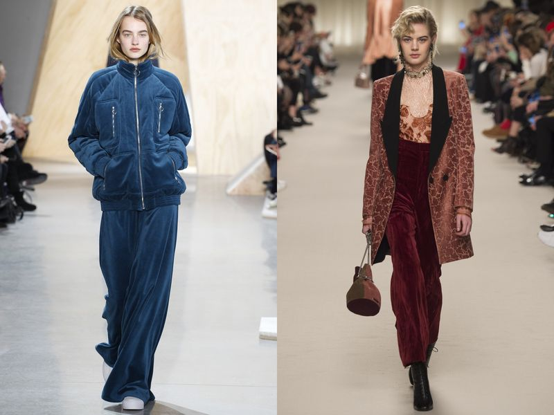 модные тренды осень зима 2016 2017