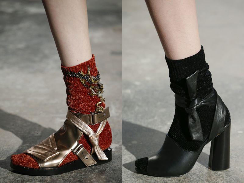 d940b2f1f Модная обувь осень зима 2016 2017 – новинки, фото | EstelleModa.ru