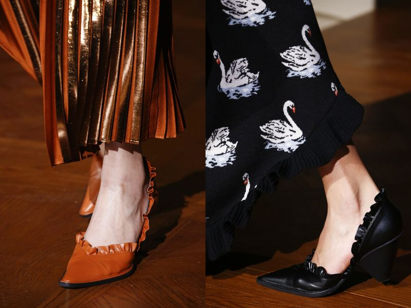 c68f396a20b Модная обувь осень зима 2016 2017 – новинки