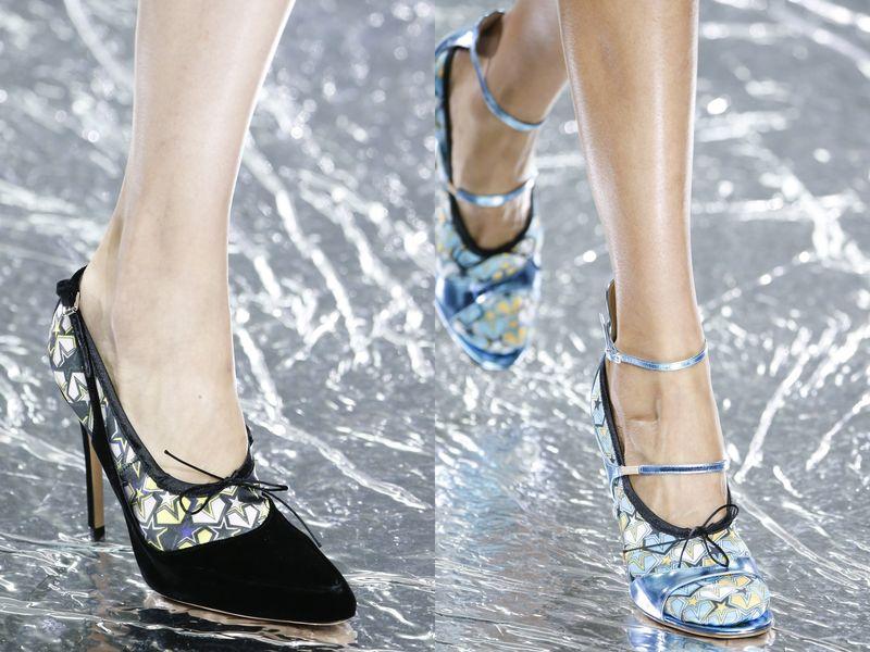 обувь 2017 года модные тенденции фото