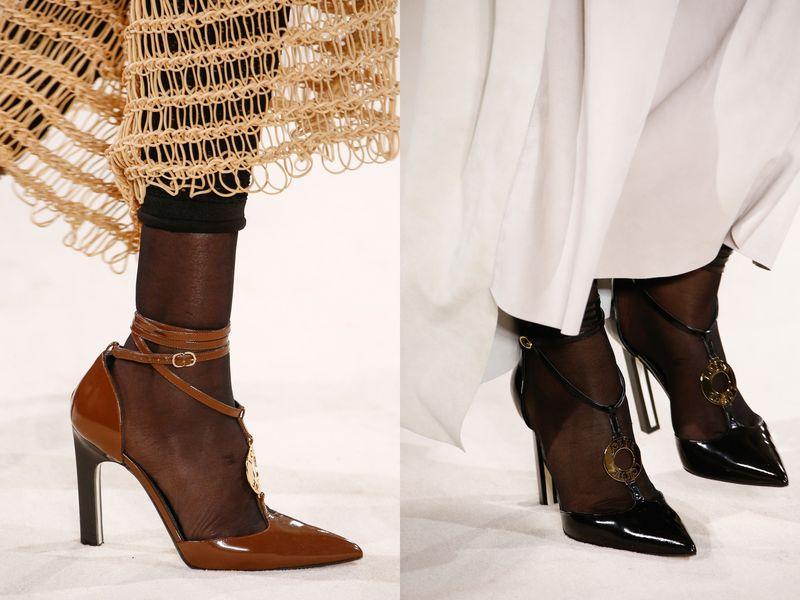 туфли 2017 года модные тенденции фото