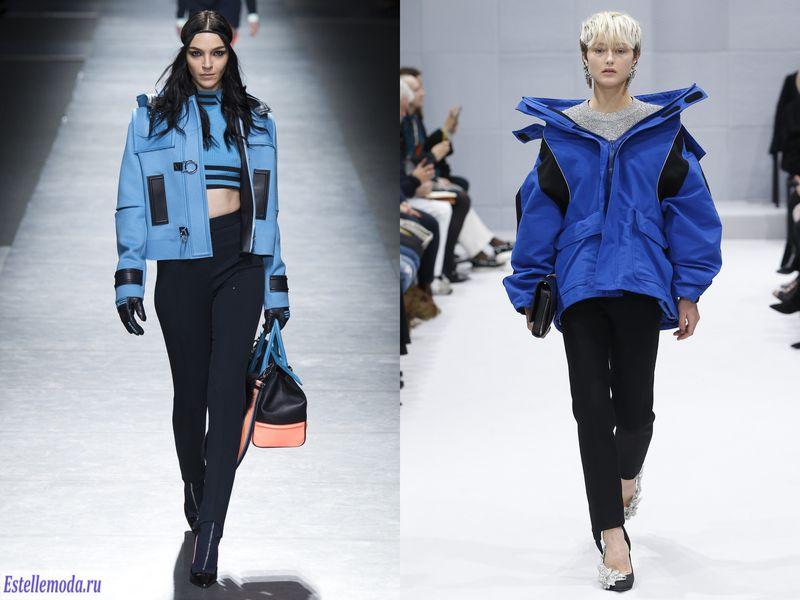 33856f1cdb7 Модные куртки осень зима 2016 2017 – новинки