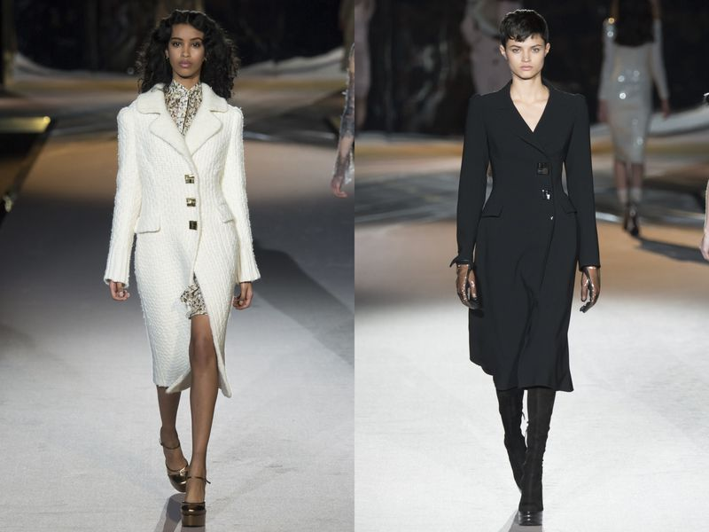 пальто осень 2016 года модные тенденции