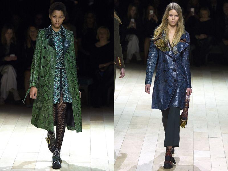 пальто осень 2016 модные тенденции