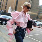 Уличный стиль Лондона весна-лето 2017, фотообзор недели моды