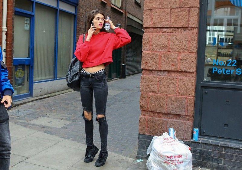 мода лондона 2017