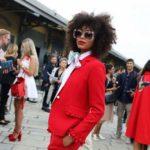 Уличная мода Милана весна-лето 2017, лучшие фото с недели моды