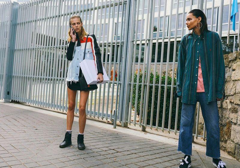 мода в париже 2017